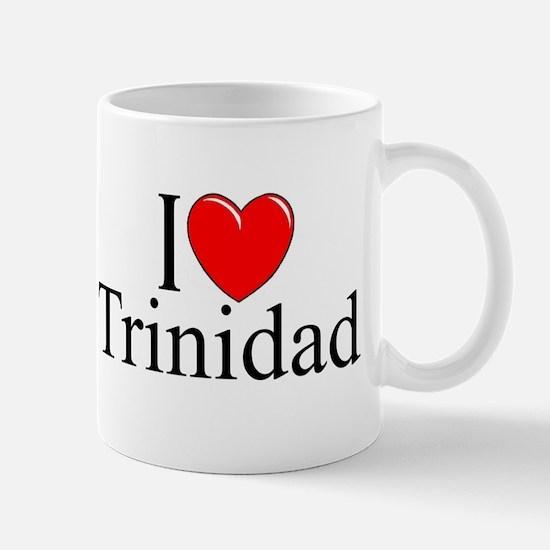 """I Love Trinidad"" Mug"