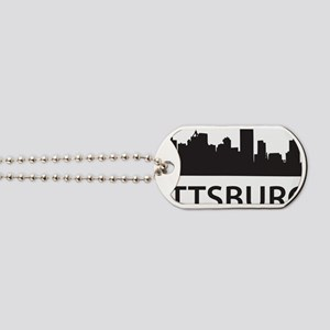 pittsburgh1 Dog Tags