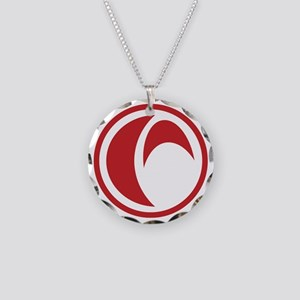 MP_logo3b Necklace Circle Charm
