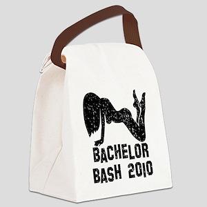 2-bach_Light_tee_01 Canvas Lunch Bag
