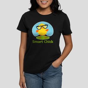 smart-chick Women's Dark T-Shirt