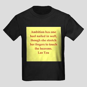 laotzu5 Kids Dark T-Shirt