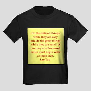 laotzu14 Kids Dark T-Shirt