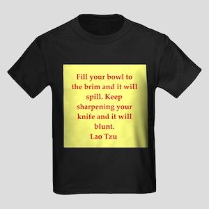 laotzu15 Kids Dark T-Shirt