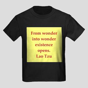 laotzu16 Kids Dark T-Shirt