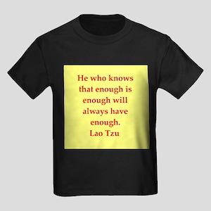 laotzu25 Kids Dark T-Shirt