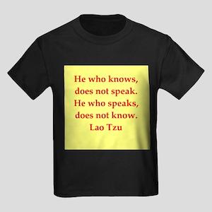 laotzu26 Kids Dark T-Shirt