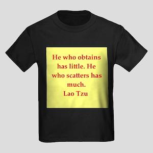 laotzu27 Kids Dark T-Shirt