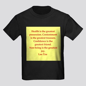 laotzu28 Kids Dark T-Shirt