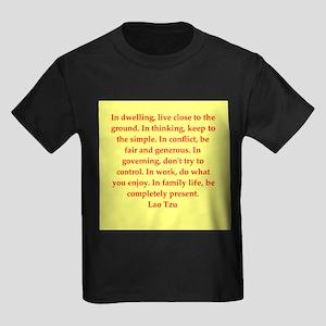 laotzu112 Kids Dark T-Shirt