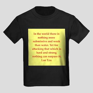 laotzu116 Kids Dark T-Shirt