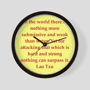 laotzu116 Wall Clock