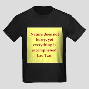 laotzu126 Kids Dark T-Shirt