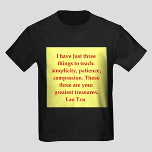 laotzu1112 Kids Dark T-Shirt