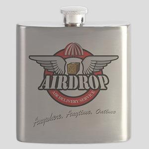 AirDrop.Para.Dark Flask