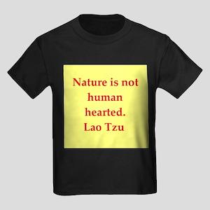 laotzu1126 Kids Dark T-Shirt
