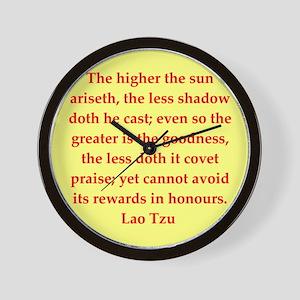 laotzu1134 Wall Clock