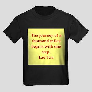 laotzu1135 Kids Dark T-Shirt