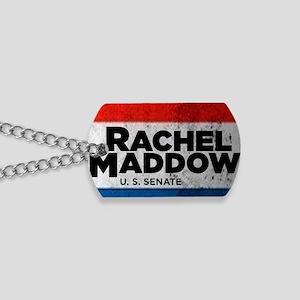 ART Sticker Rachel Maddow for Senate Dog Tags