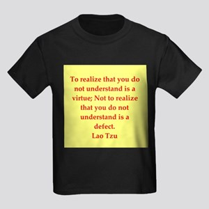 laotzu1151 Kids Dark T-Shirt