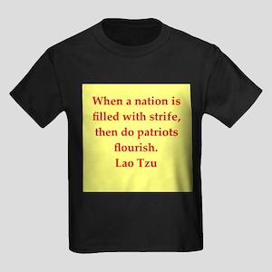 laotzu1155 Kids Dark T-Shirt