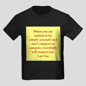 laotzu1159 Kids Dark T-Shirt