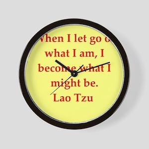 laotzu1157 Wall Clock