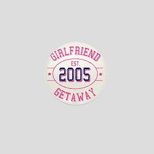 est_2005 Mini Button