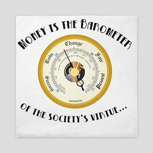 barometer Queen Duvet