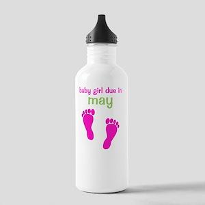 pinkfeet_babygirlduein Stainless Water Bottle 1.0L