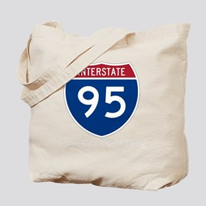 Highway95Invert Tote Bag