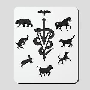 PROGRAM COVER Mousepad