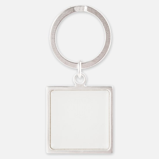This Is My Drinking Shirt White Square Keychain
