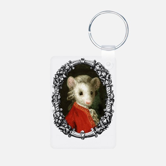 Mousezart Aluminum Photo Keychain