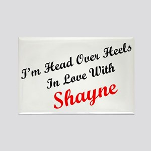 In Love with Shayne Rectangle Magnet