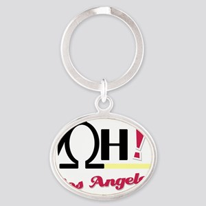 OH_Los Angeles_32610_2000 Oval Keychain