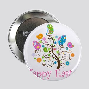 "Happy Easter 2.25"" Button"