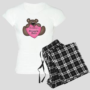 snuggle bear Women's Light Pajamas