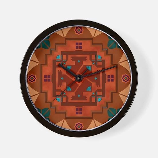 50011S-Taos Wall Clock