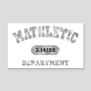 math-dept-DKT Rectangle Car Magnet