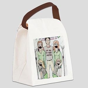 roguesprint09 Canvas Lunch Bag