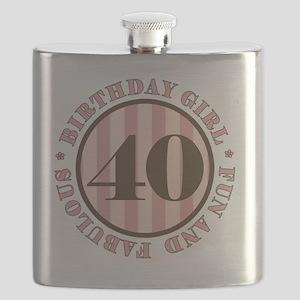 FunAndFab 40 Flask