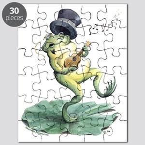 snakeoilfrog Puzzle