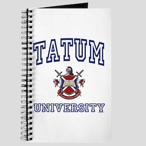 TATUM University Journal