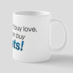 Money & Boats Mug