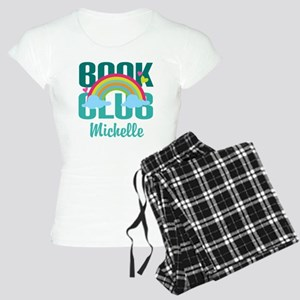 Personalized Book Club Gift Pajamas