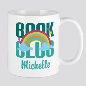 Personalized Book Club Gift Mugs