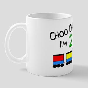 train_choochooim2 Mug
