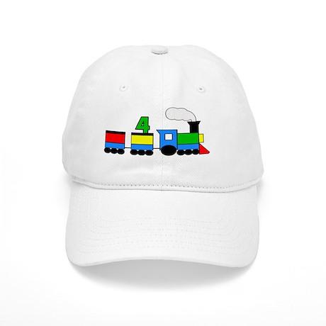 TRAIN_4 Cap