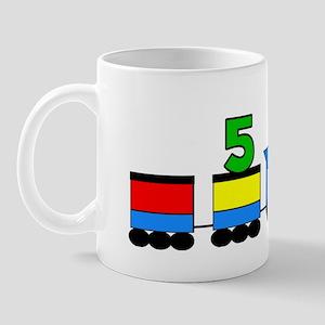 TRAIN_5 Mug